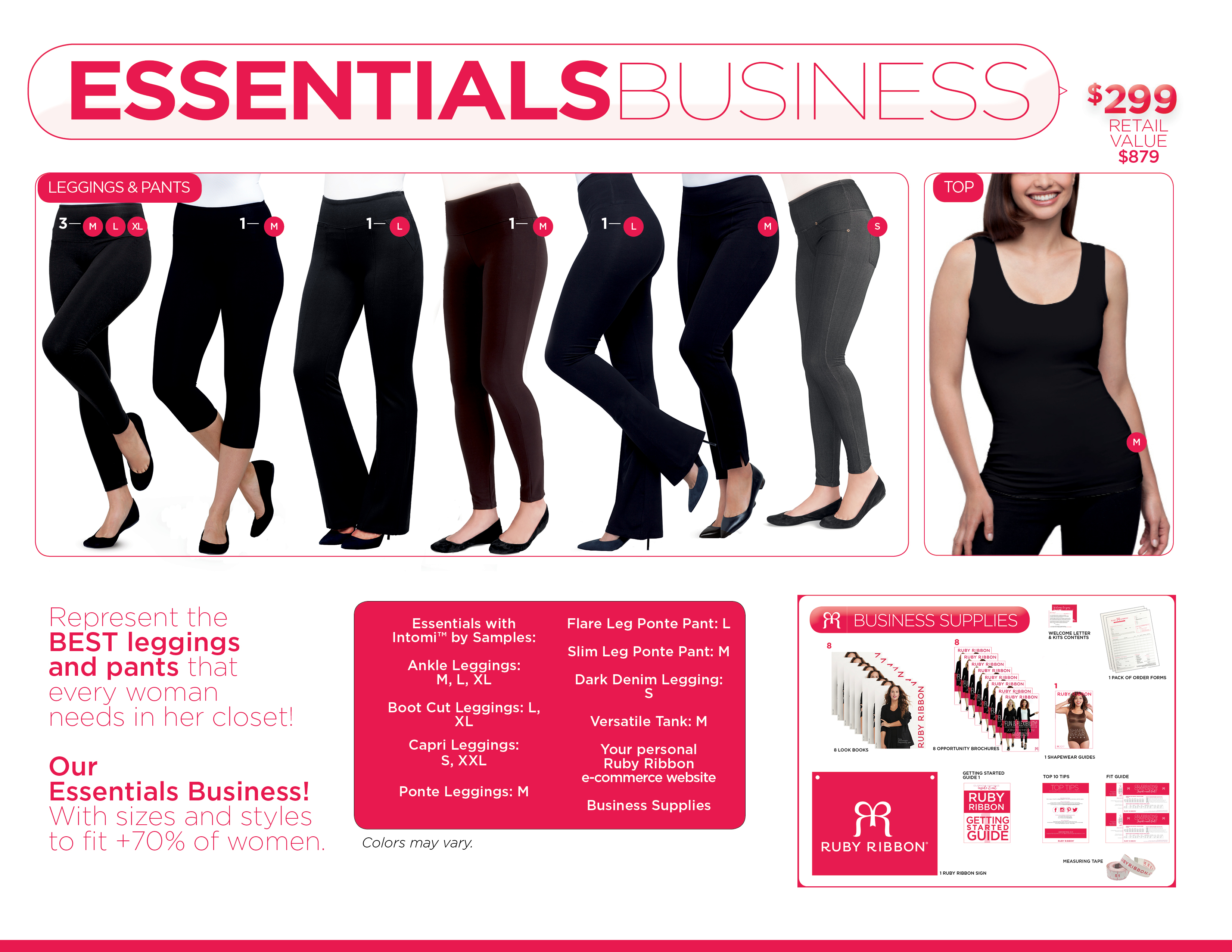 Essentials Business